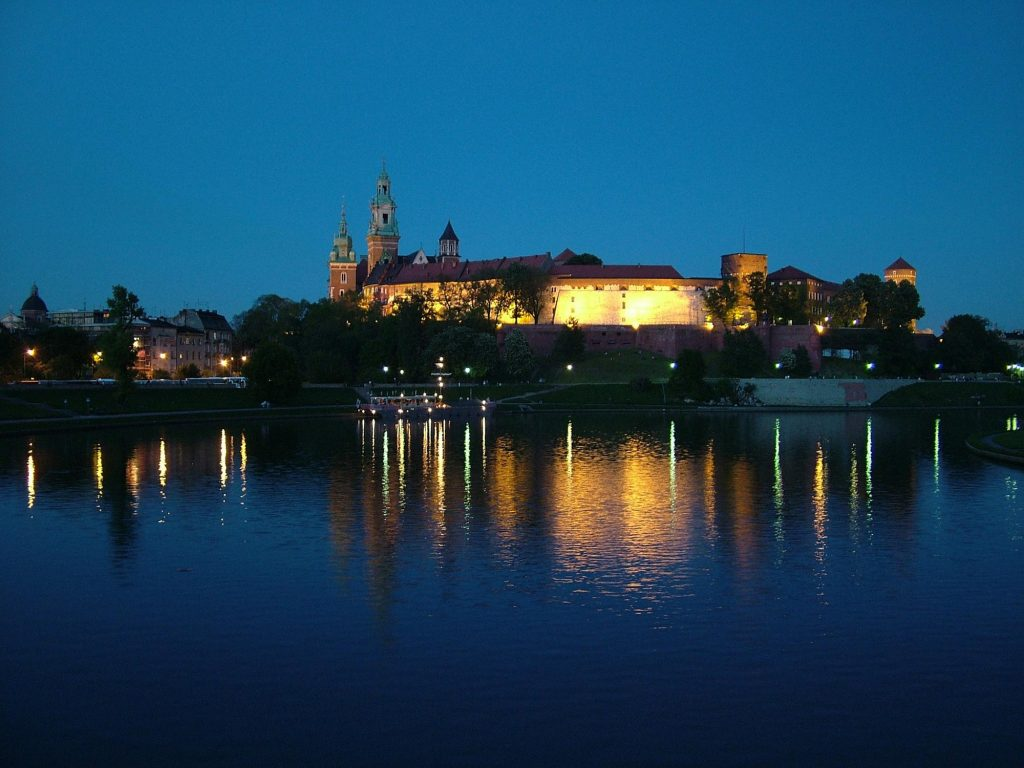 Cracovia in Polonia